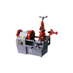Pipe & Bolt Threading Machine