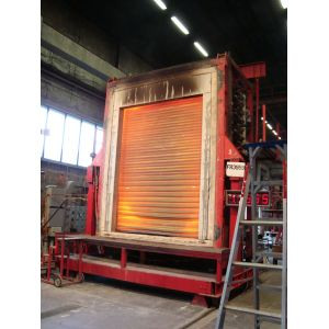 Fire Rated Slat Roller Shutter