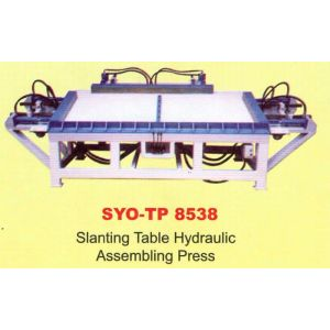 Slanting Table Hydraulic Assembling Press, Slanting Table Hydraulic Assembling Press malaysia, Slanting Table Hydraulic Assembling Press supplier malaysia, Slanting Table Hydraulic Assembling Press sourcing malaysia.