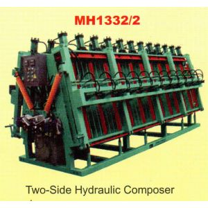 Two Sided Hydraulic Composer