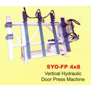 Vertical Hydraulic Door Press Machine