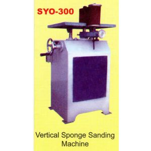 Vertical Sponge Sanding Machine