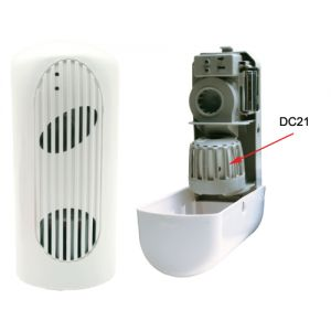 RDC211 LED Fan Type Air Freshener Dispenser
