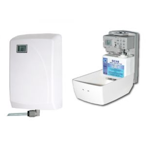 RDC 680 LCD Urinal Sanitizer Dispenser
