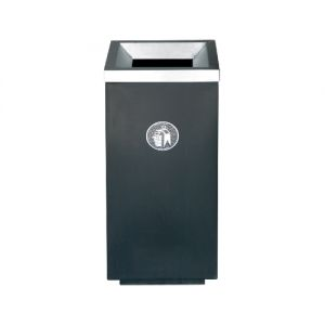Cable 80 (RDC) Bin c/w Stainless Steel Cover
