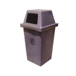 June 120 (RDC) Rectangular Waste Bin