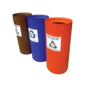 RB50(C) (RDC) Cylinder Recycle Bin