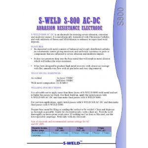 Abrasion Resistance Electrode