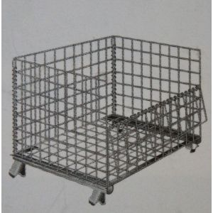 Foldable Wire Basket