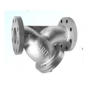 Cast Iron Y-Strainer JIS10K FE, PN16 FE
