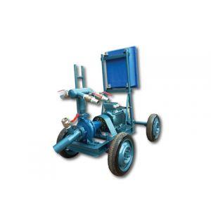 Flushing Water Pressure Pump 20HP ELE Motor