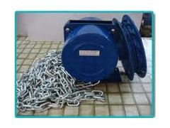roller shutters chain block operated