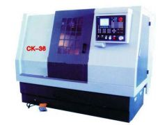Vertical & Precision CNC Lathe Machine
