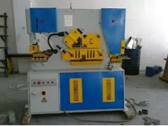 Universal Hydraulic Metalwork Machine