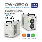 CW-5200 chiller for Phoseon LED UV Curing Systems