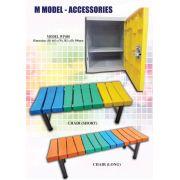 M Model Locker Accessories