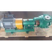 UHB-ZK Series anti-corrosive slurry pump