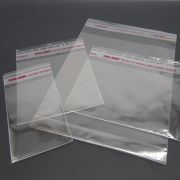 Side-seal Pouches Resealable Polybags