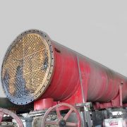 Stainless Tubular Heat Exchanger for Oil, ASME