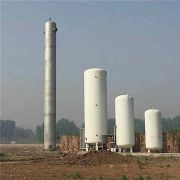 Stainless Nitrogen Gas Storage Tank, GB150