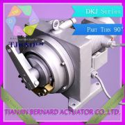 Quarter-Turn Valve Electric Actuator Dkj Series